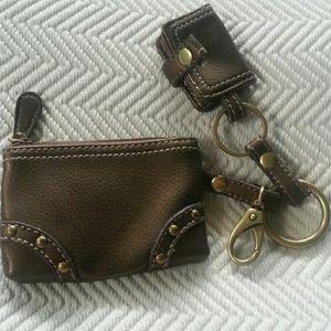 NWOT   Women's bag coin/key chain